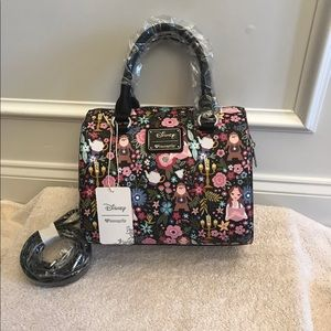 Disney Belle Loungefly Bag